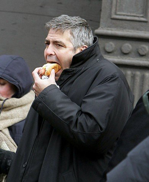 hot-dog-george-clooney