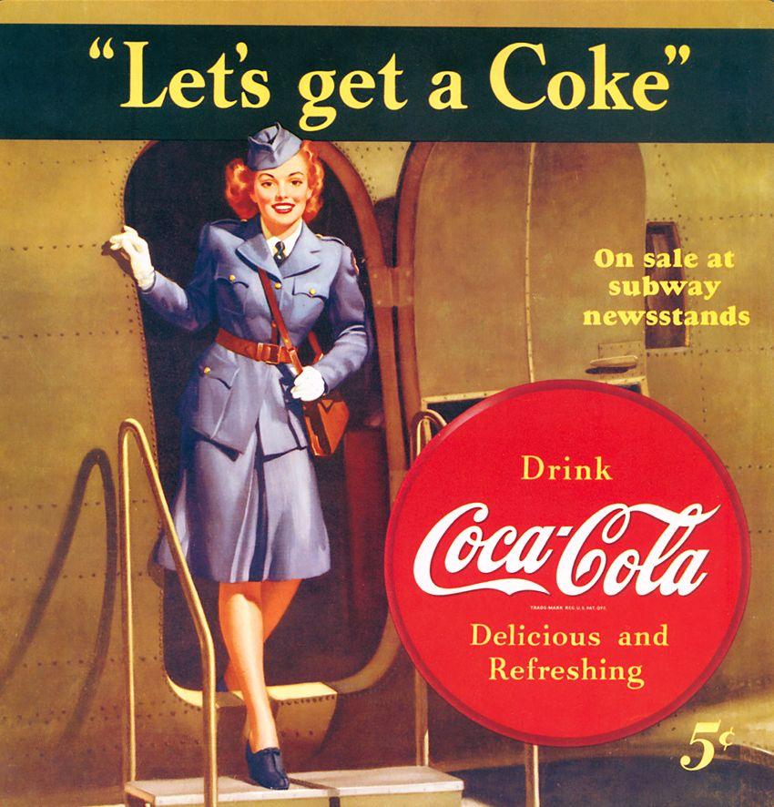 lets get a coke