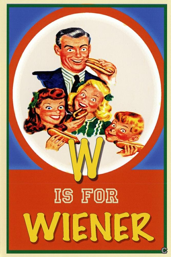 w is for wiener