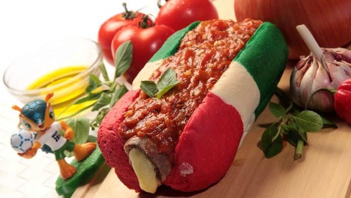 italian hot dog world cup