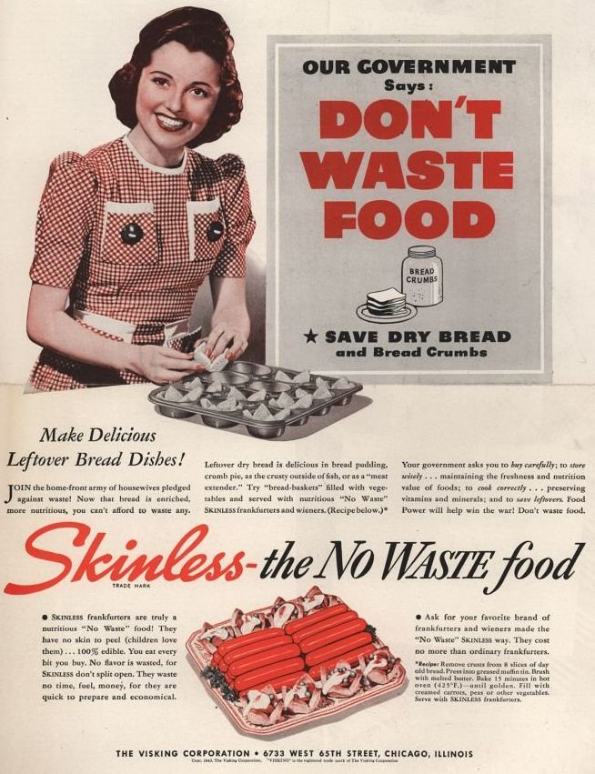 skinless the no waste food