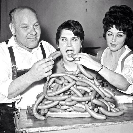 sausage beauties 102914