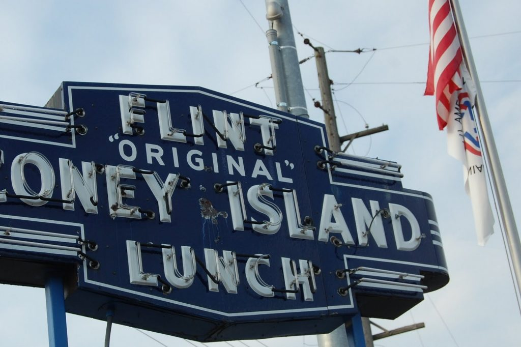 flint original coney island