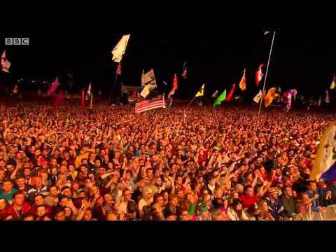 Arcade Fire: Live At Glastonbury 2014