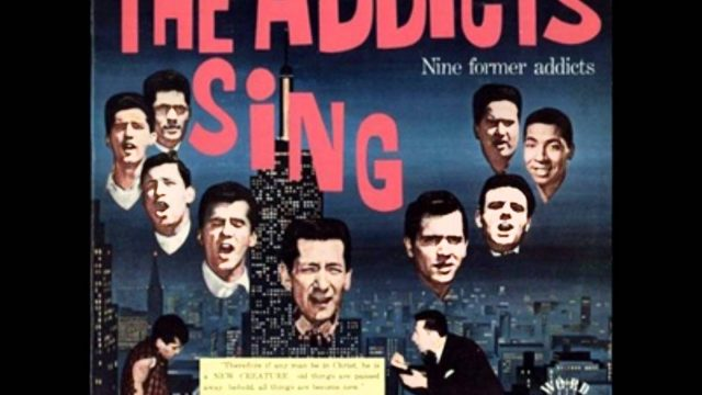 The Addicts: You Are The Finger of God