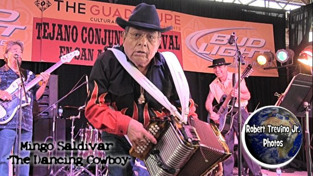 Mingo Saldivar: Live At Tejano Conjunto Festival 2013