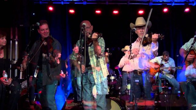 The Time Jumpers: Three Fiddles