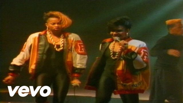 Salt N Pepa: Push It