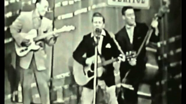 Johnny Burnette: Rockabilly Boogie