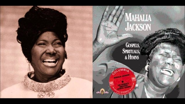Mahalia Jackson: I'm Going To Live The Life I Sing About In My Song