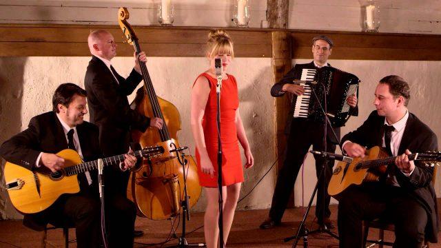 Jonny Hepbir Quintet: C'est Magnifique