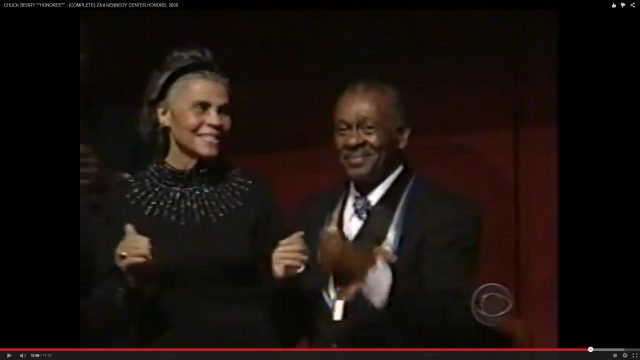 Kennedy Center Honors: Chuck Berry