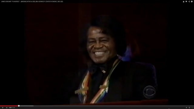 Kennedy Center Honors: James Brown