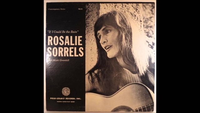 Rosalie Sorrels: Starlight On The Rails