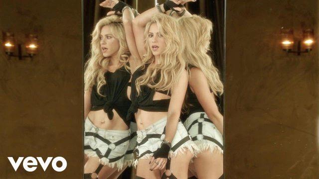 Shakira: Chantaje