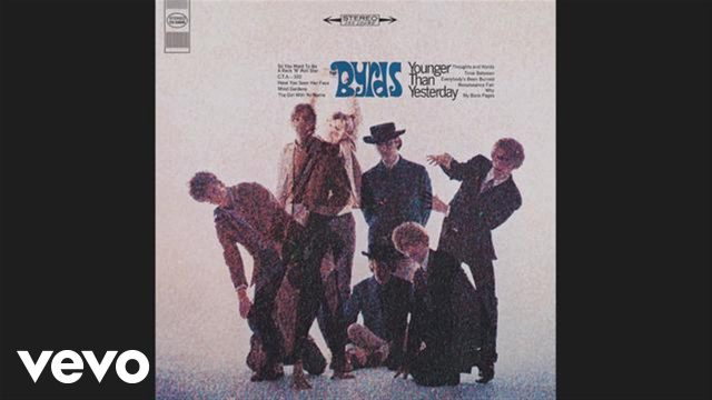 The Byrds: My Back Pages