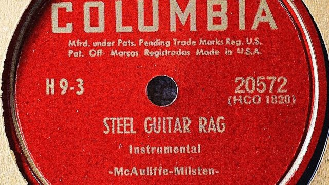 Spade Cooley: Steel Guitar Rag