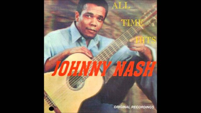 Johnny Nash: I Can Be Clearly Now