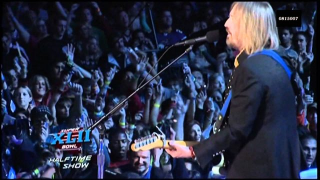 Tom Petty: Super Bowl XLII Halftime Show (2008)