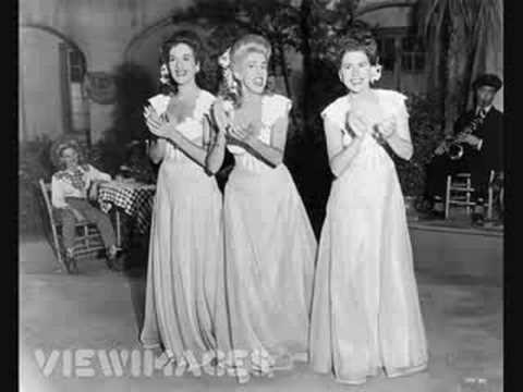 The Andrews Sisters: Beat Me Daddy, Eight To The Bar