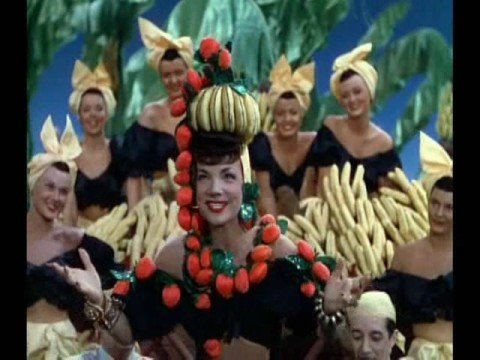 Carmen Miranda: The Lady In The Tutti Frutti Hat