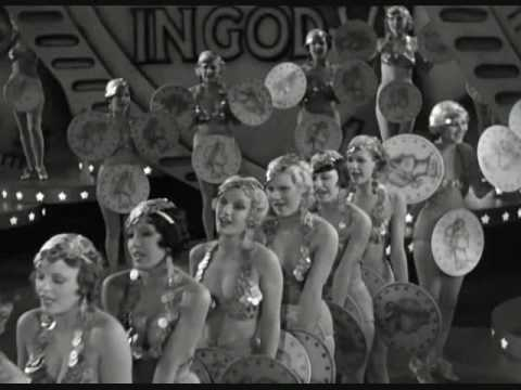 Busby Berkeley: We're In The Money