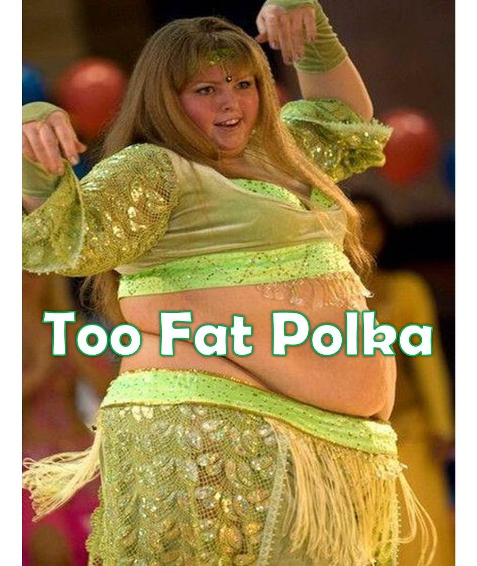 Frank Yankovic: Too Fat Polka
