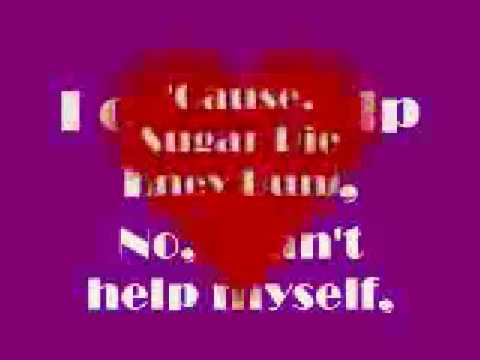 Four Tops: I Can't Help Myself
