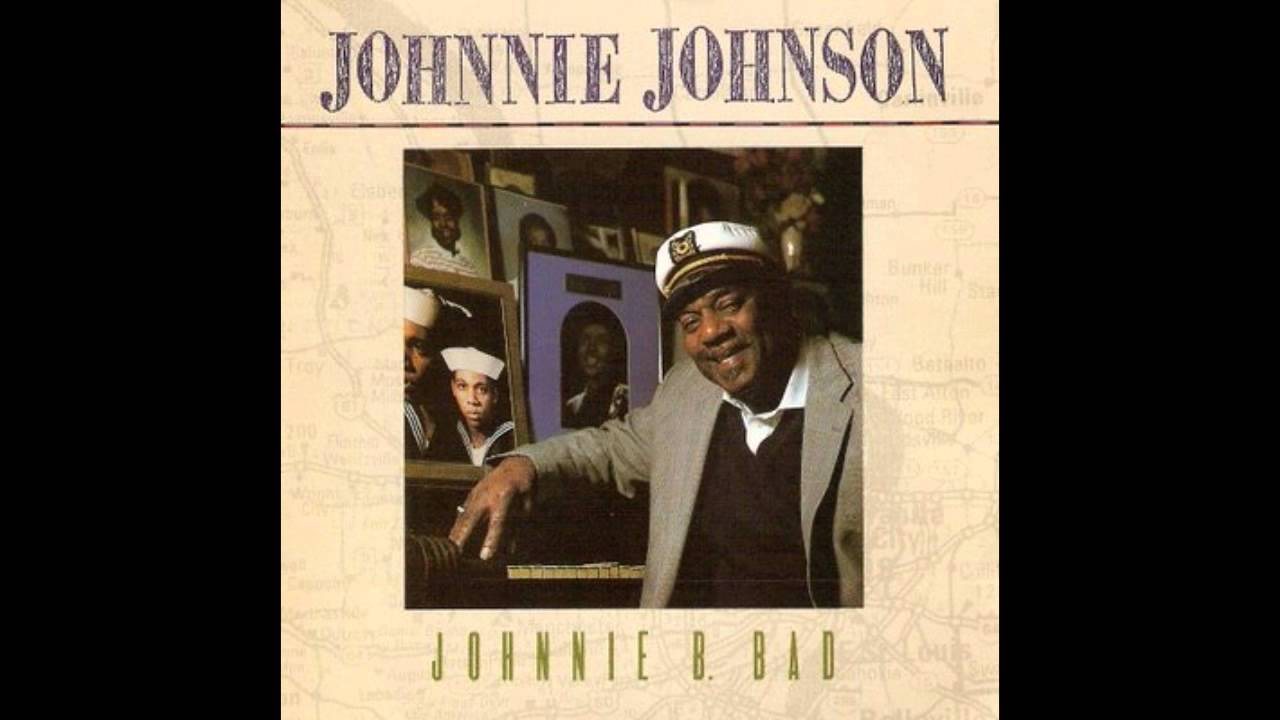 Johnnie Johnson: Stepped In What