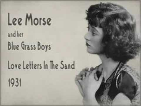 Lee Morse: Love Letters In The Sand