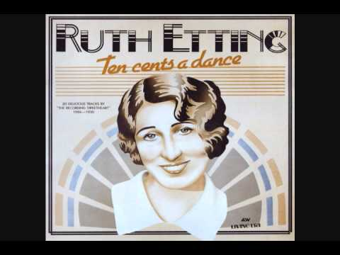 Ruth Etting: You're The Cream In My Coffee