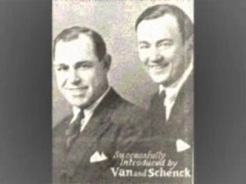 Van & Schenck: After You Get What You Want, You Don't Want It