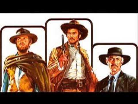 Western Movie Theme: The Trio