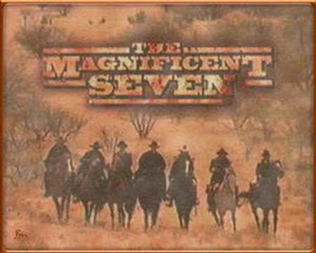 Western Movie Theme: Magnificent Seven