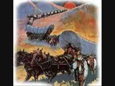 Western Movie Theme: Wagon Train