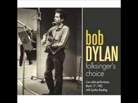 Cynthia Gooding Radio Show: Bob Dylan Interview